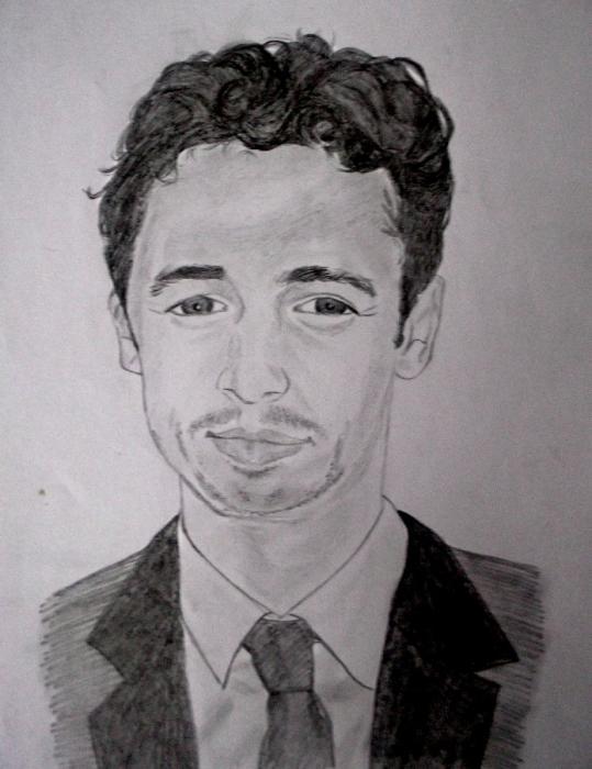 James Franco by wwerosa